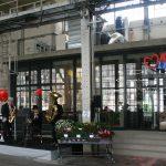 Konsum branch in the object Westwerk